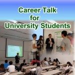 Career Talk for University Students
